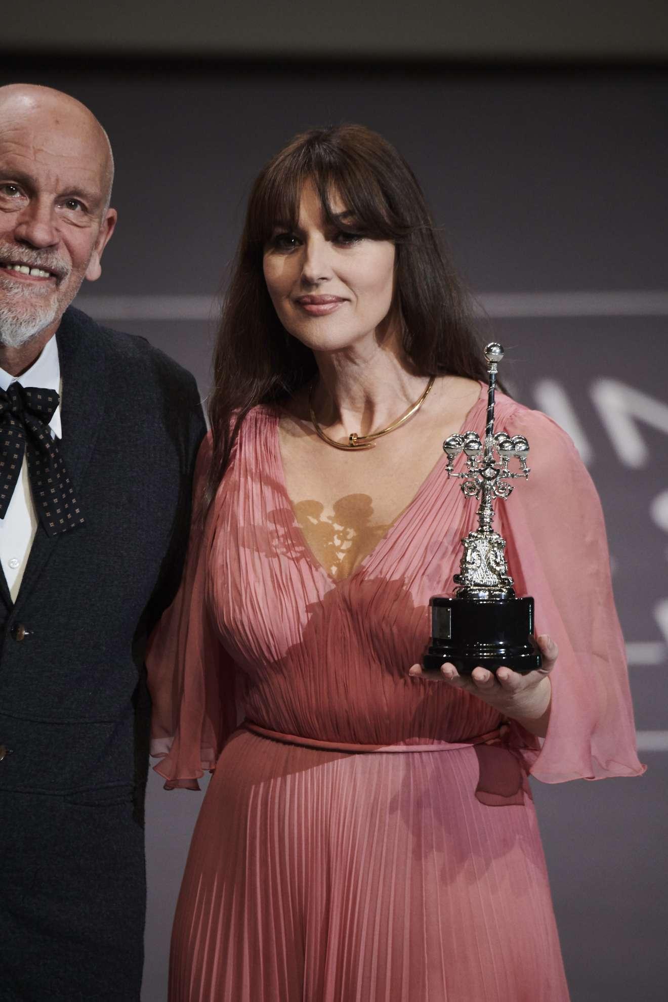 Monica Bellucci - Donostia Award 2017 San Sebastian Film Festival