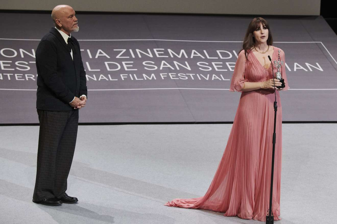 Monica Bellucci 2017 : Monica Bellucci: Donostia Award 2017 San Sebastian Film Festival-11