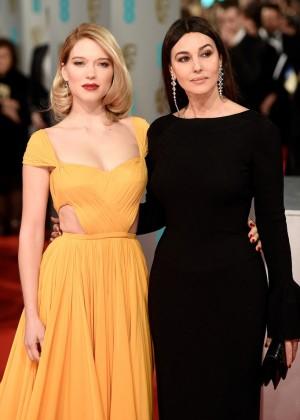 Monica Bellucci - 2015 BAFTA Awards in London