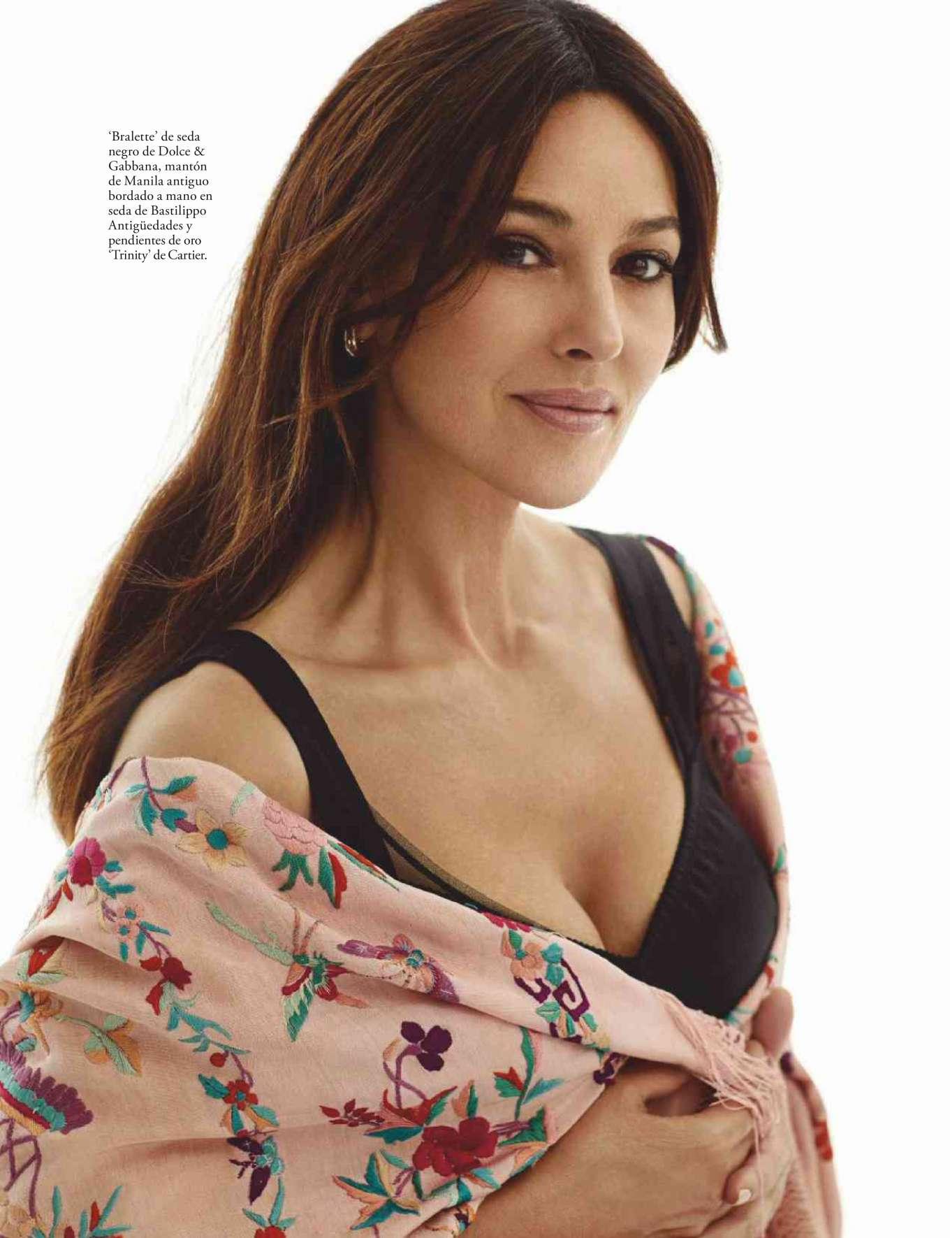 Monica Bellucci - Elle Espana Magazine (August 2019)