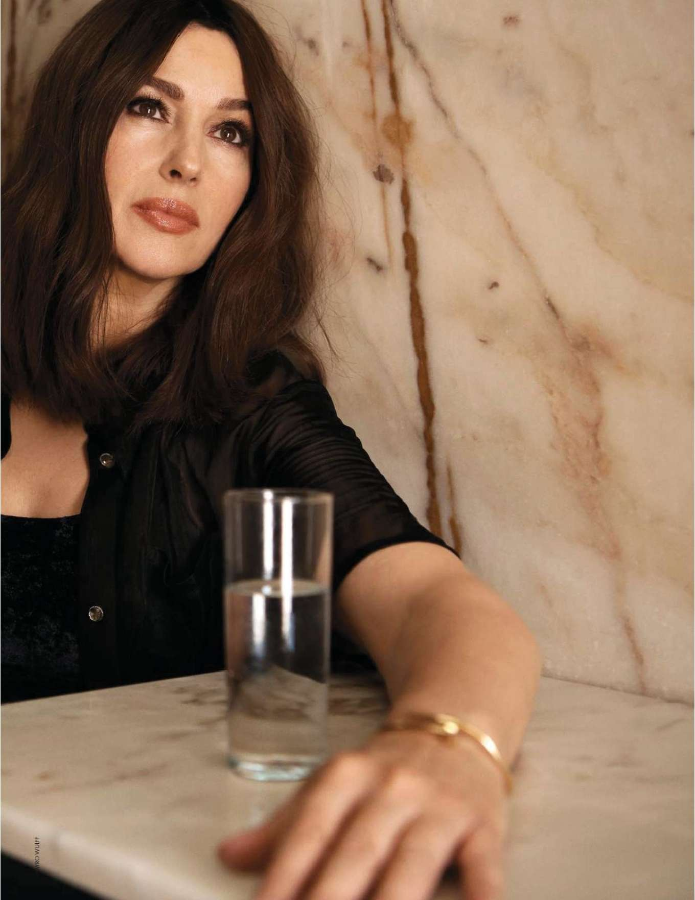 Monica Bellucci 2018 : Monica Bellucci: Elle France 2018 -02