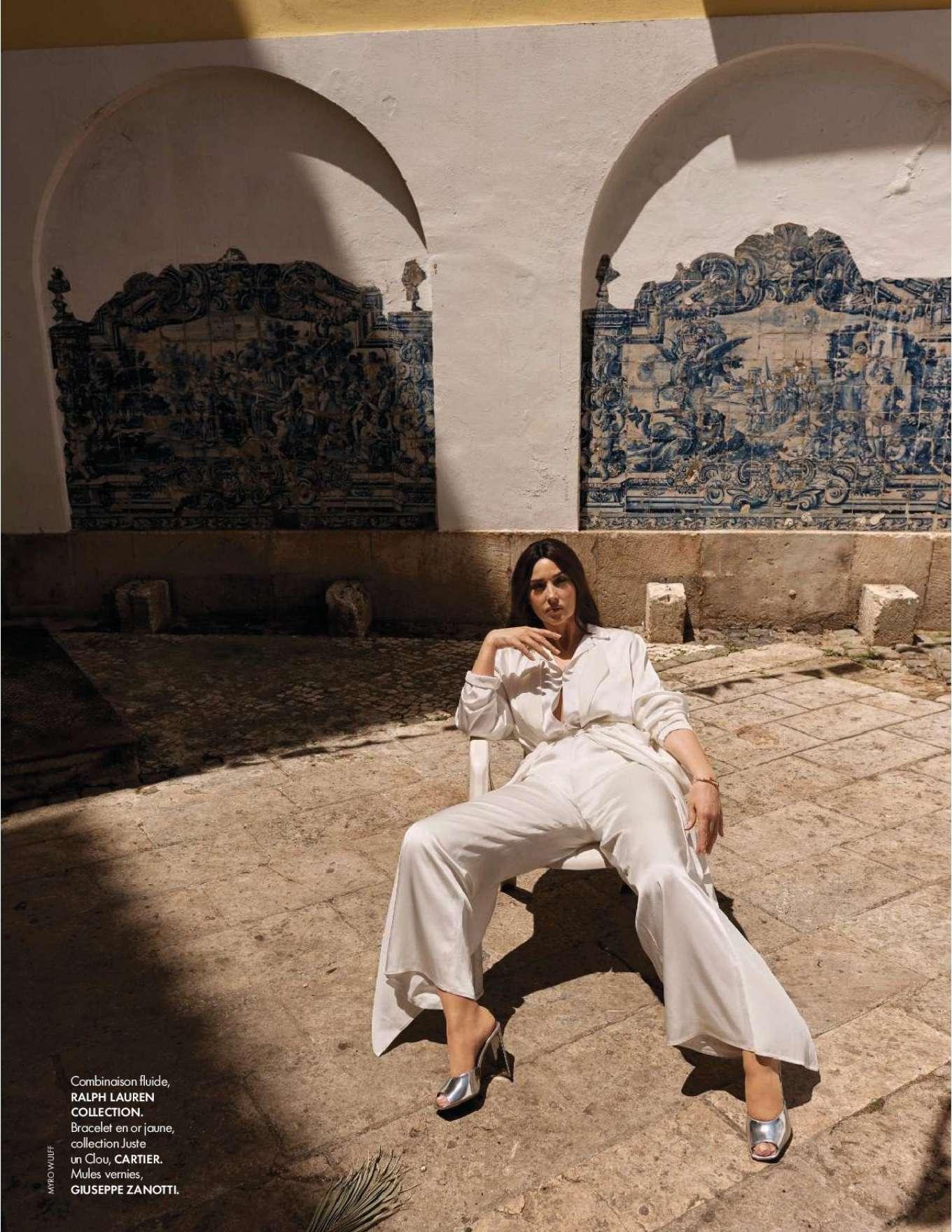 Monica Bellucci 2018 : Monica Bellucci: Elle France 2018 -03