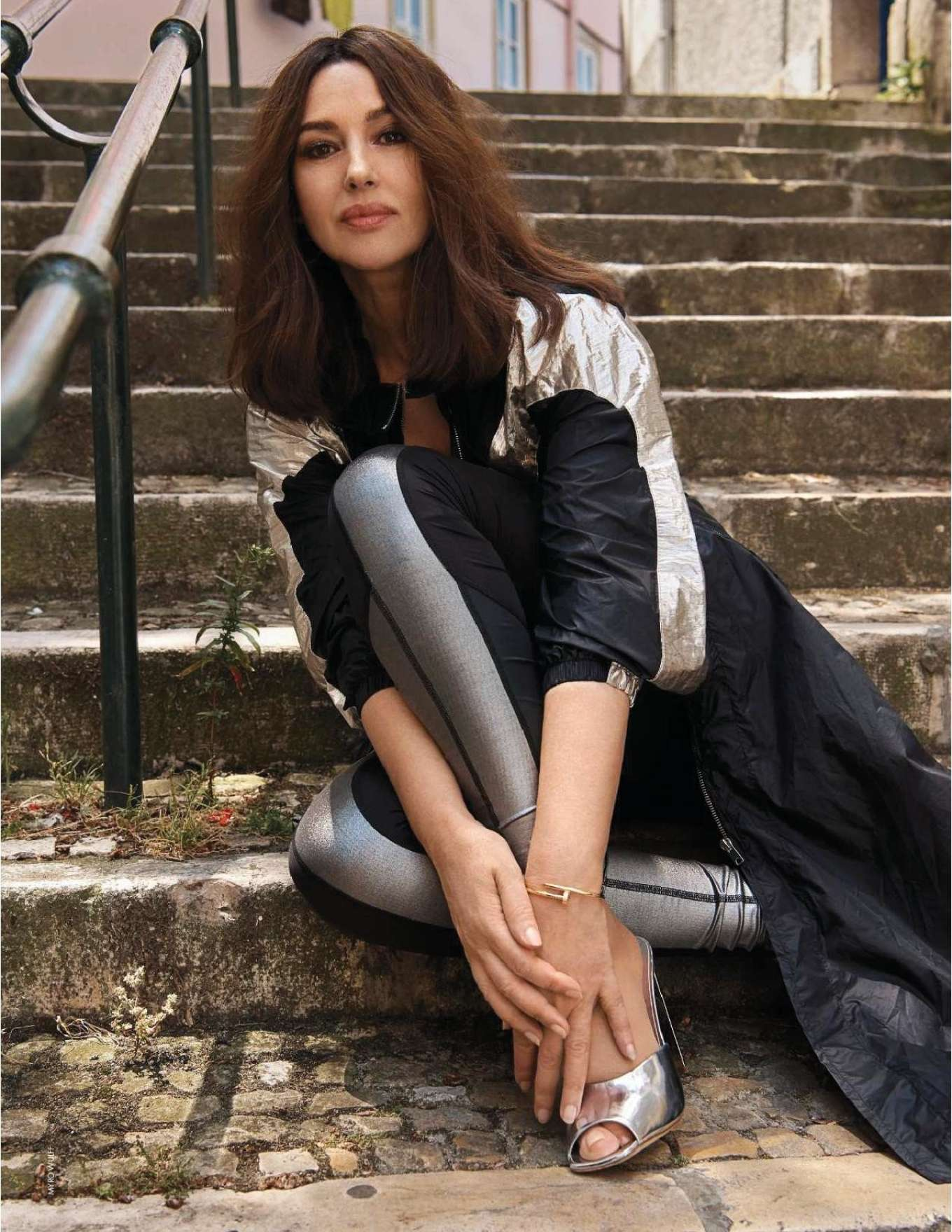 Monica Bellucci 2018 : Monica Bellucci: Elle France 2018 -05