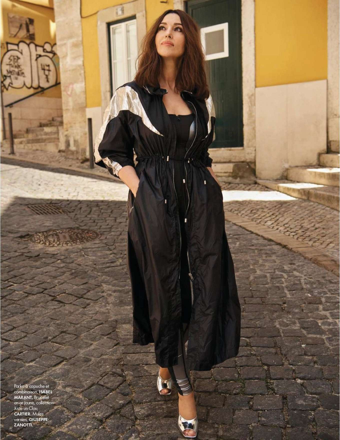 Monica Bellucci 2018 : Monica Bellucci: Elle France 2018 -06