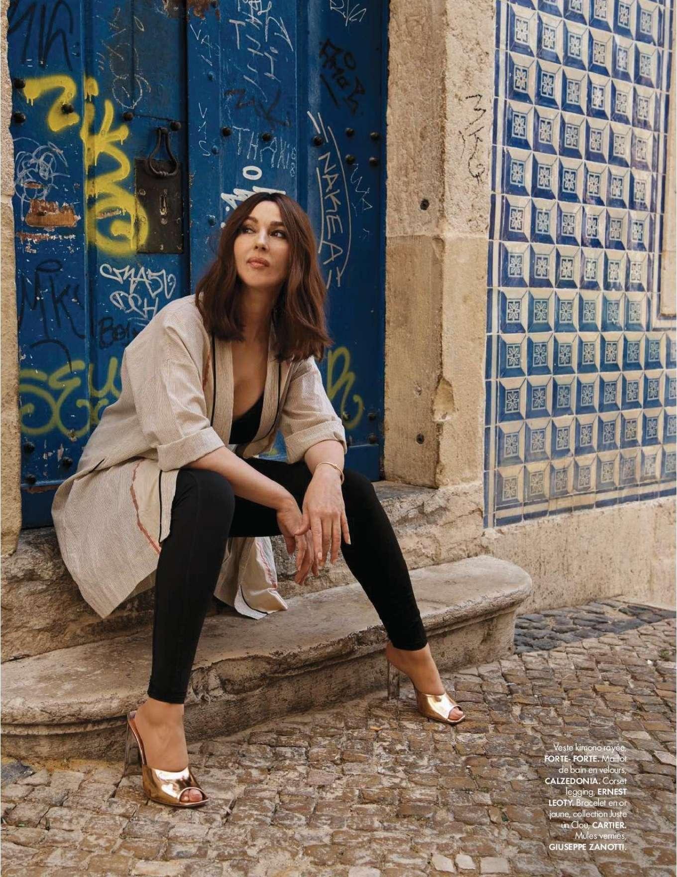 Monica Bellucci 2018 : Monica Bellucci: Elle France 2018 -12
