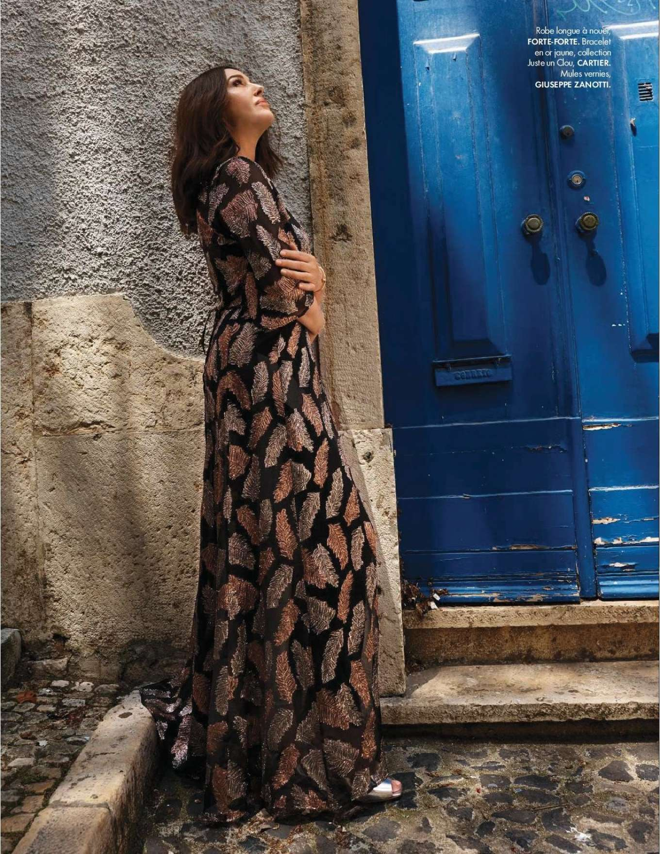 Monica Bellucci 2018 : Monica Bellucci: Elle France 2018 -13