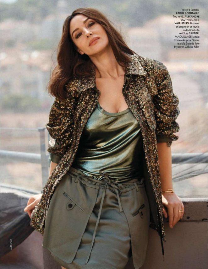 Monica Bellucci - Elle France Magazine (July 2018)