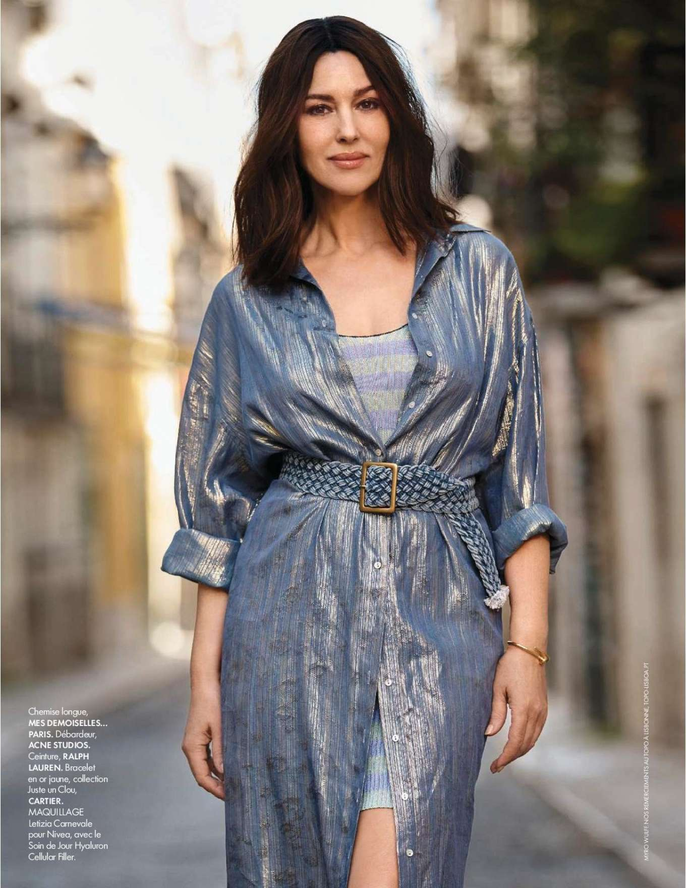 Monica Bellucci 2018 : Monica Bellucci: Elle France 2018 -16