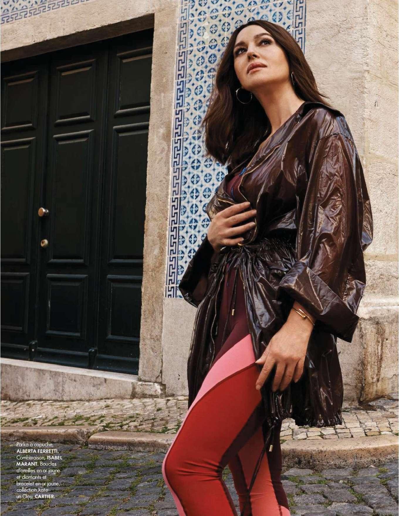 Monica Bellucci 2018 : Monica Bellucci: Elle France 2018 -17