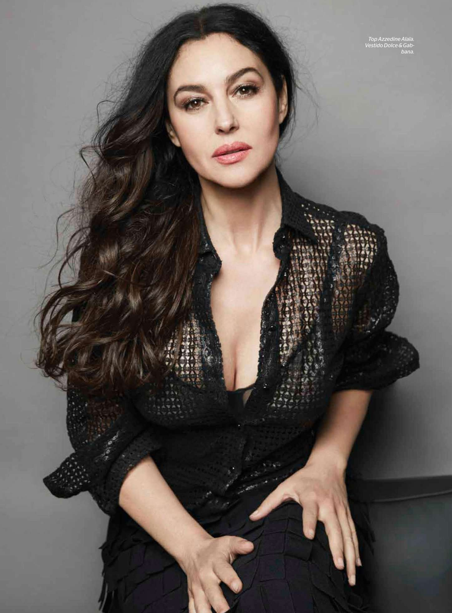 Monica Bellucci - Esquire Mexico Magazine (October 2015)