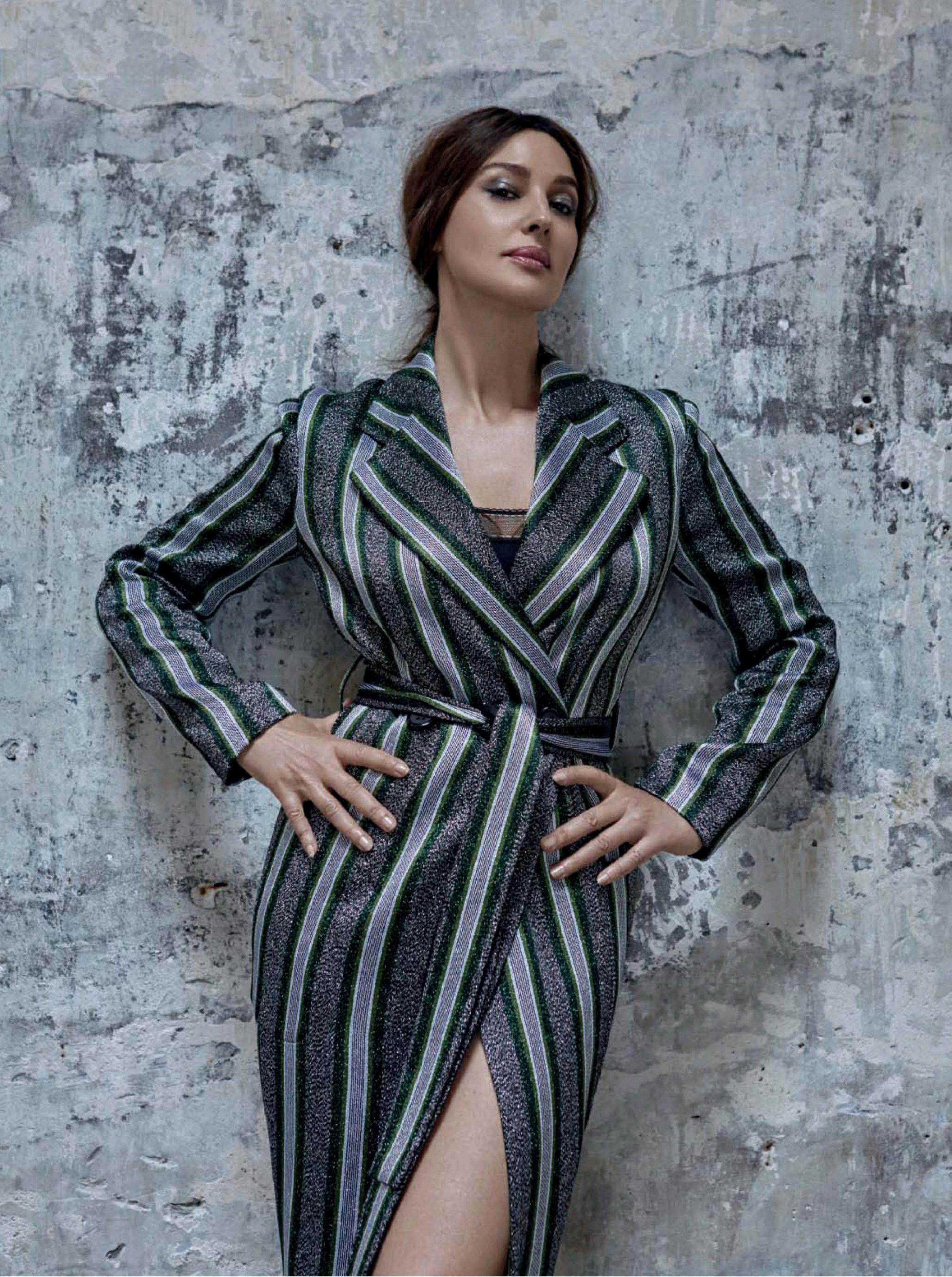 Monica Bellucci - Esquire Spain Magazine (August 2018)