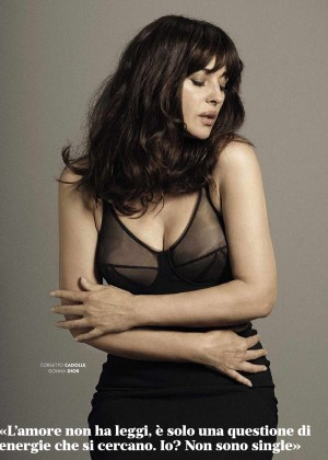 Monica Bellucci – GQ Italy Magazine (August 2015)