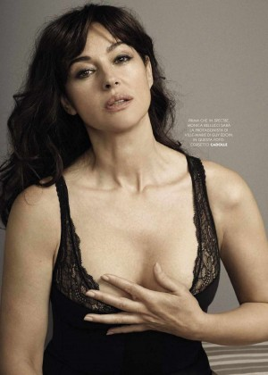 Monica Bellucci - GQ Italy Magazine (August 2015)
