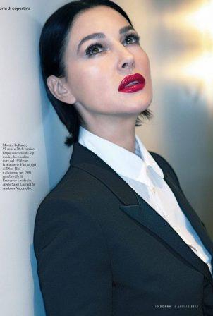 Monica Bellucci - Io Donna Magazin (Italy - July 2020)