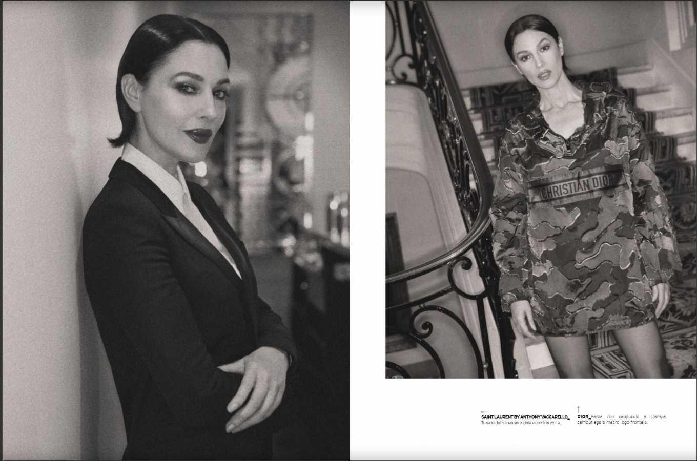 Monica Bellucci 2020 : Monica Bellucci – LOfficiel Magazine (Italia – February 2020)-01