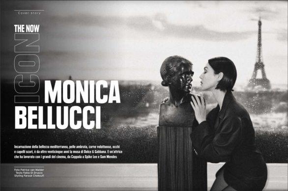 Monica Bellucci - L'Officiel Magazine (Italia - February 2020)