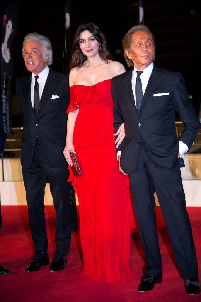 Monica Bellucci: La Traviata opera opening night -03