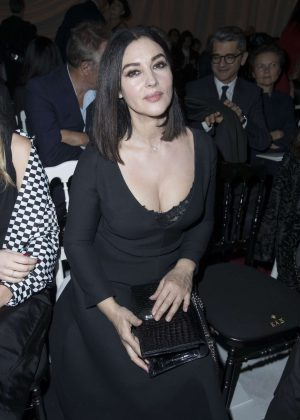 Monica Bellucci - Le Bal Surrealiste Dior at Haute Couture SS 2018 Show in Paris