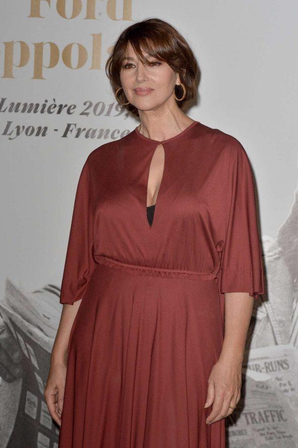 Monica Bellucci - Lumiere Award Ceremony - 2019 Lyon Lumiere Festival at Salle 3000 in Lyon