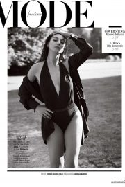 Monica Bellucci - Madame Figaro Magazine (July 2019)