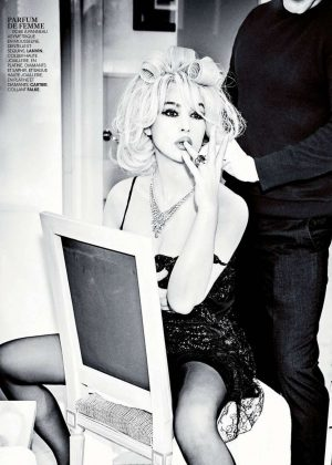 Monica Bellucci - Madame Figaro Magazine (May 2017)