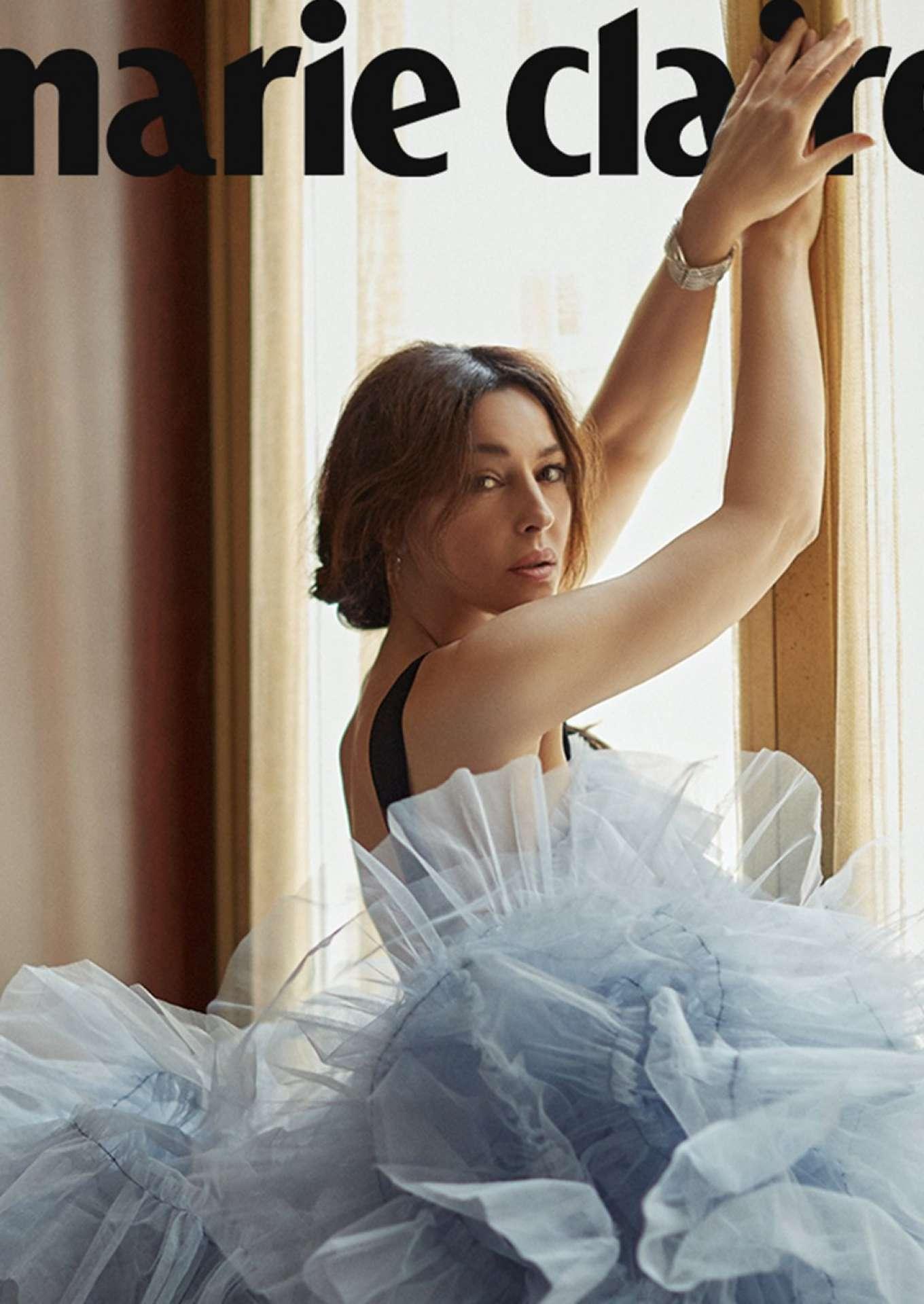 Monica Bellucci 2019 : Monica Bellucci – Marie Claire September 2019-08