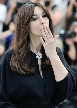 Monica Bellucci - Mistress Of Ceremonies Photocall at 70th Cannes Film Festival
