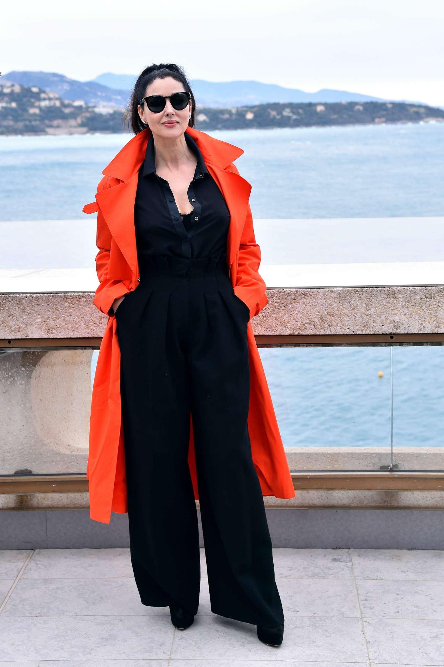 Monica Bellucci 2017 : Monica Bellucci: Monte-Carlo Comedy Film Festival Photocall -02