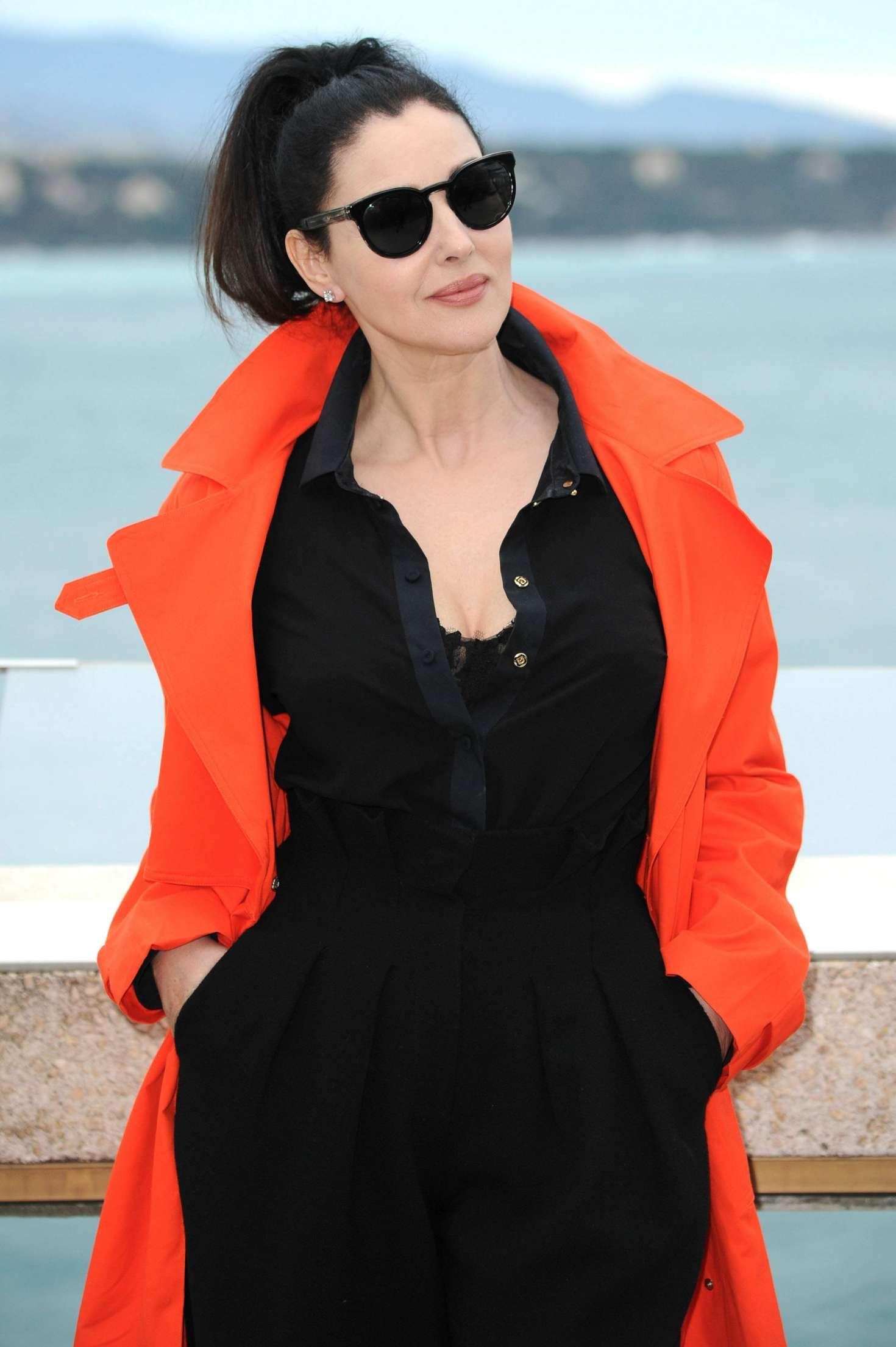 Monica Bellucci 2017 : Monica Bellucci: Monte-Carlo Comedy Film Festival Photocall -05