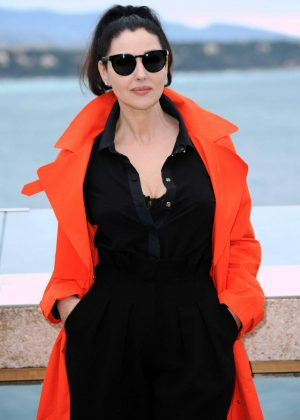 Monica Bellucci - Monte-Carlo Comedy Film Festival Photocall in Monaco
