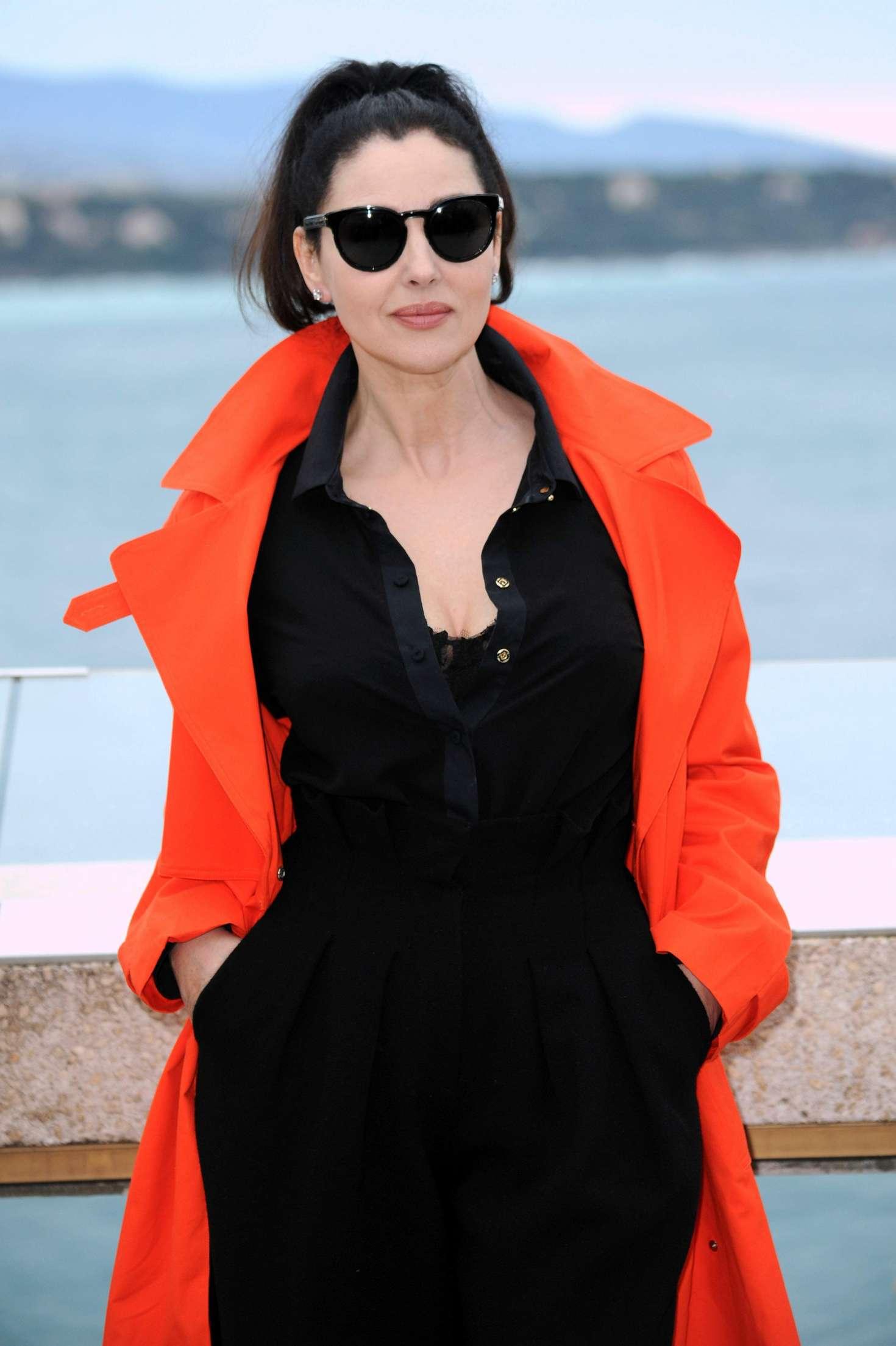 Monica Bellucci - Monte-Carlo Comedy Film Festival Photocall in Monaco