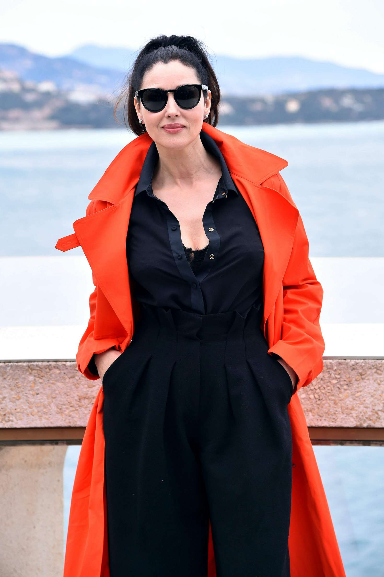 Monica Bellucci 2017 : Monica Bellucci: Monte-Carlo Comedy Film Festival Photocall -10