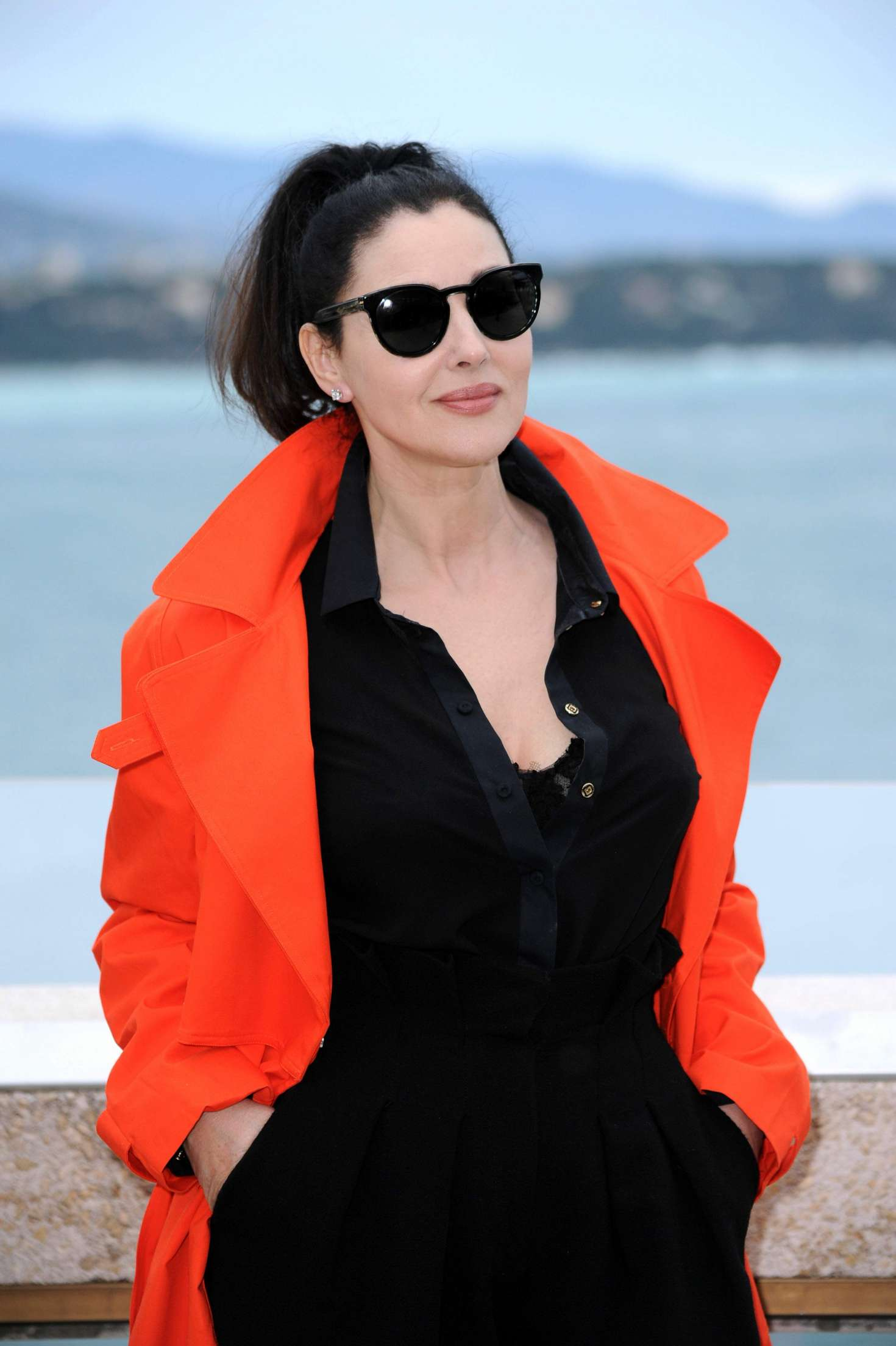 Monica Bellucci 2017 : Monica Bellucci: Monte-Carlo Comedy Film Festival Photocall -13