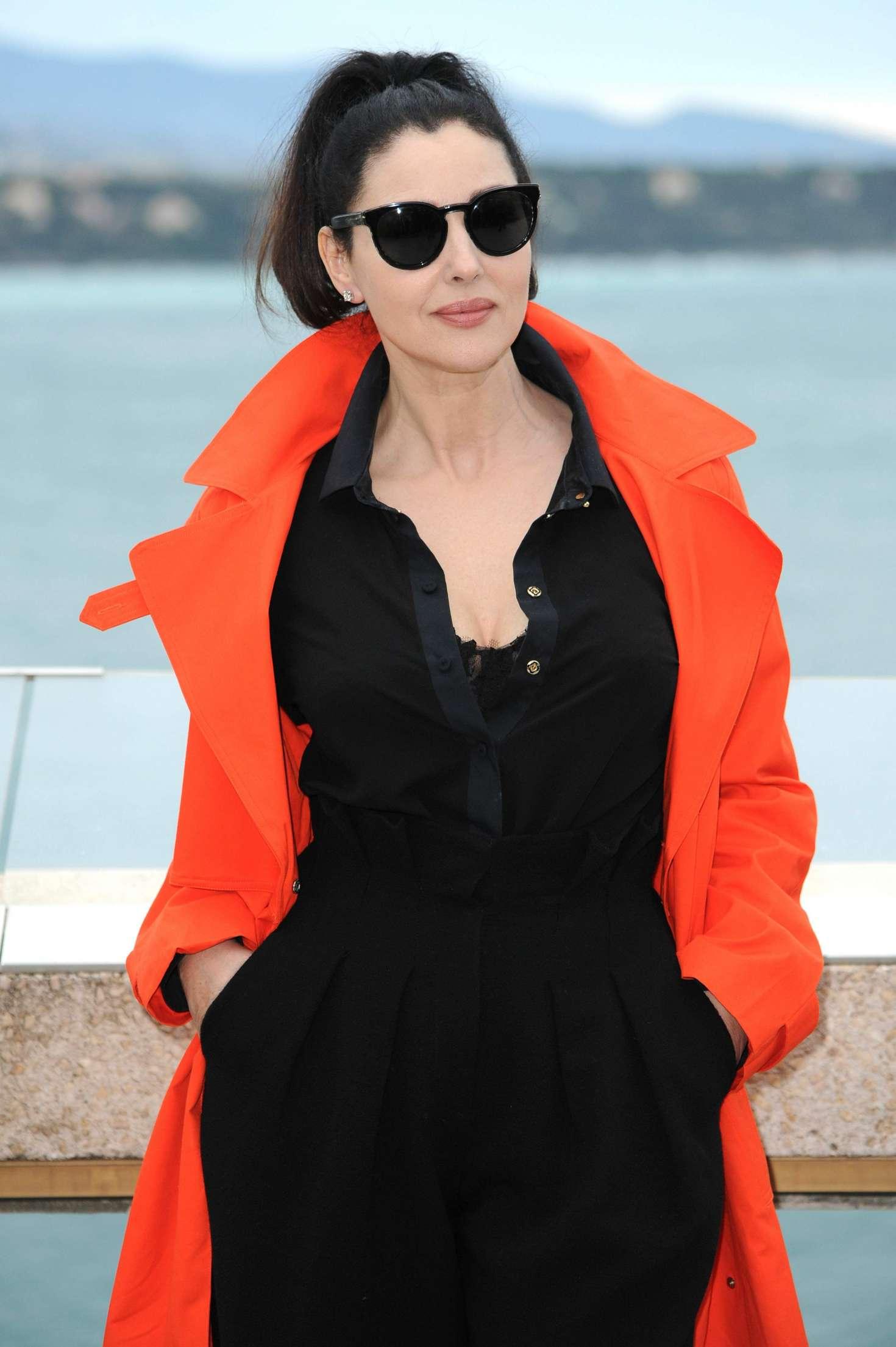 Monica Bellucci 2017 : Monica Bellucci: Monte-Carlo Comedy Film Festival Photocall -14