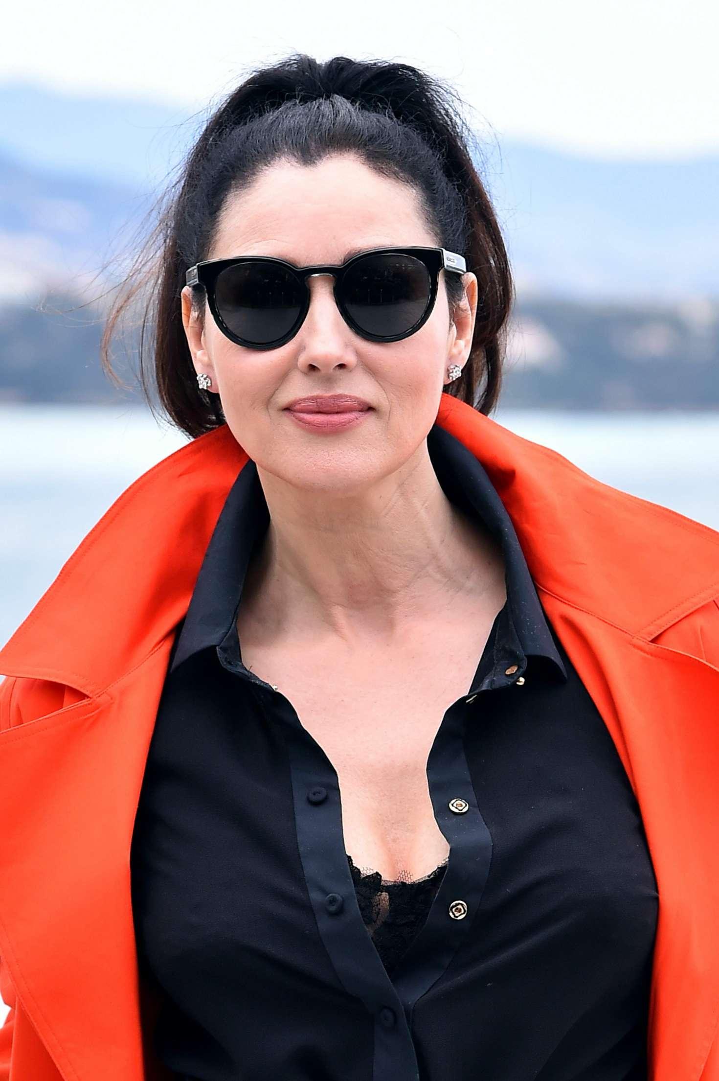 Monica Bellucci 2017 : Monica Bellucci: Monte-Carlo Comedy Film Festival Photocall -17