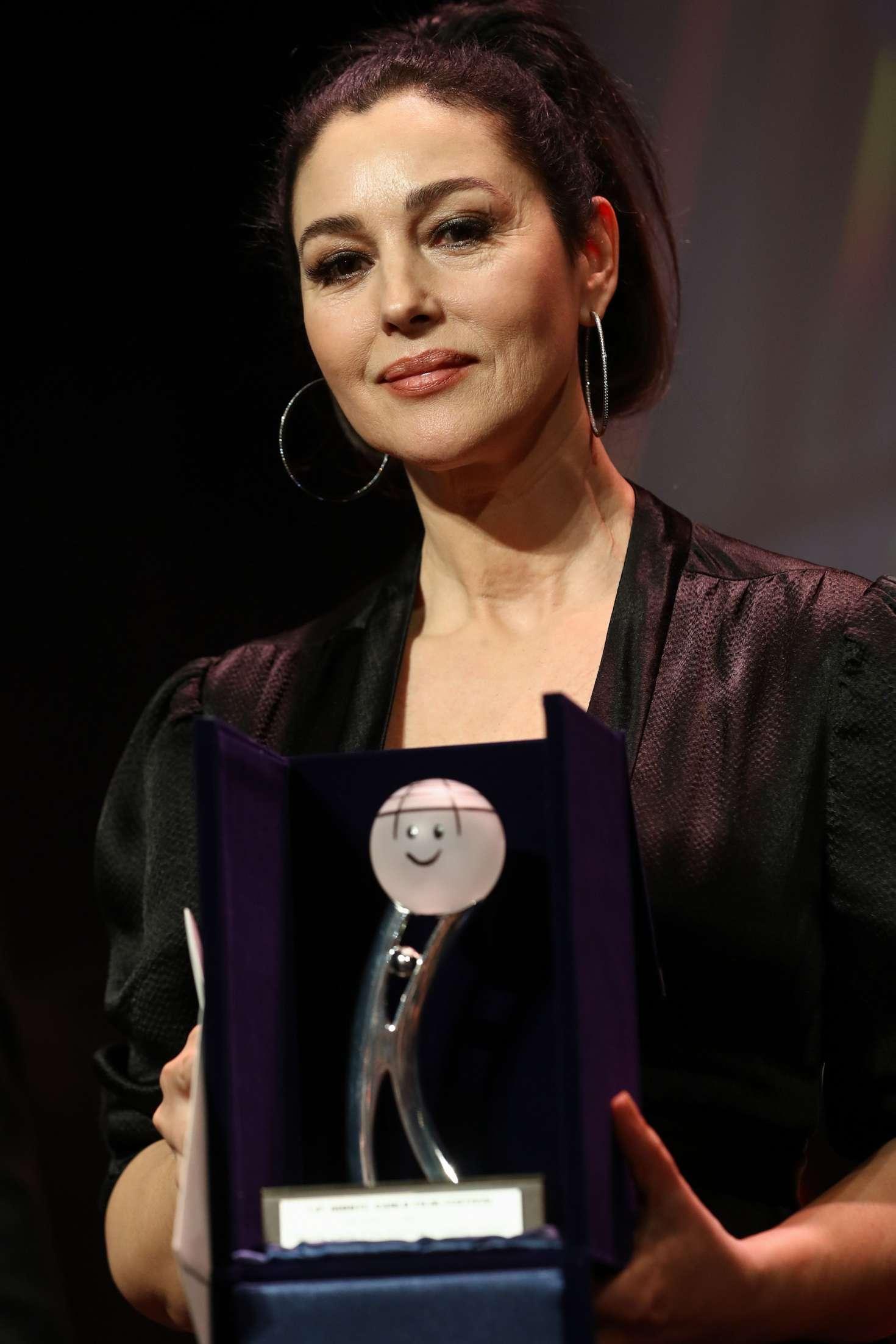 Monica Bellucci - Monte Carlo Film Festival of the Comedy Gala Dinner inMonaco