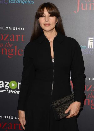 Monica Bellucci - 'Mozart In The Jungle' Premiere in Los Angeles