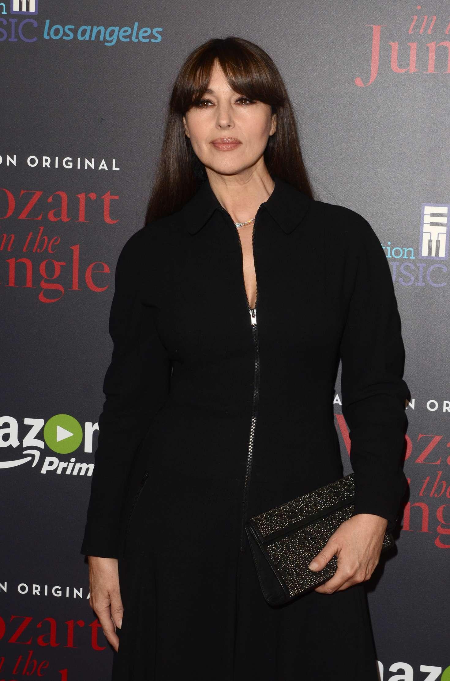 Monica Bellucci - 'Mozart In The Jungle' Premiere in Los Angeles