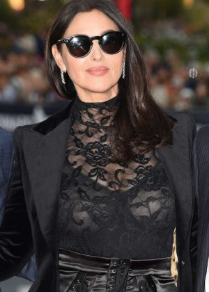 Monica Bellucci - 'Old boys' Closing Ceremony at 2018 Dinard British Film Festival