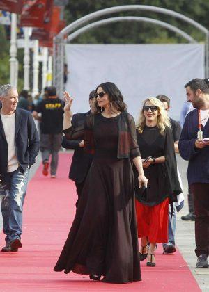 Monica Bellucci: On The Milky Road Premiere at 2016 San Sebastian Film Festival -01