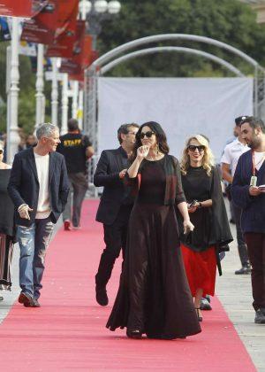 Monica Bellucci: On The Milky Road Premiere at 2016 San Sebastian Film Festival -02