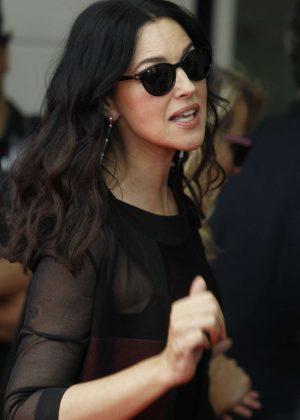 Monica Bellucci: On The Milky Road Premiere at 2016 San Sebastian Film Festival -03