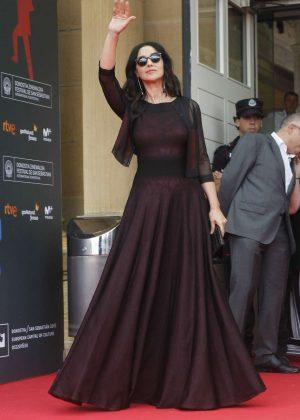 Monica Bellucci: On The Milky Road Premiere at 2016 San Sebastian Film Festival -06