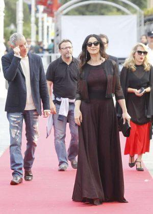 Monica Bellucci: On The Milky Road Premiere at 2016 San Sebastian Film Festival -08