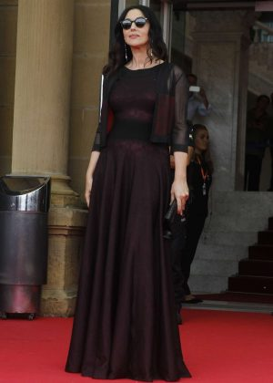 Monica Bellucci - ''On The Milky Road' Premiere at 2016 San Sebastian Film Festival in San Sebastian