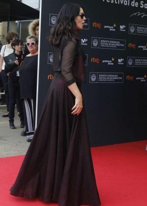 Monica Bellucci: On The Milky Road Premiere at 2016 San Sebastian Film Festival -14