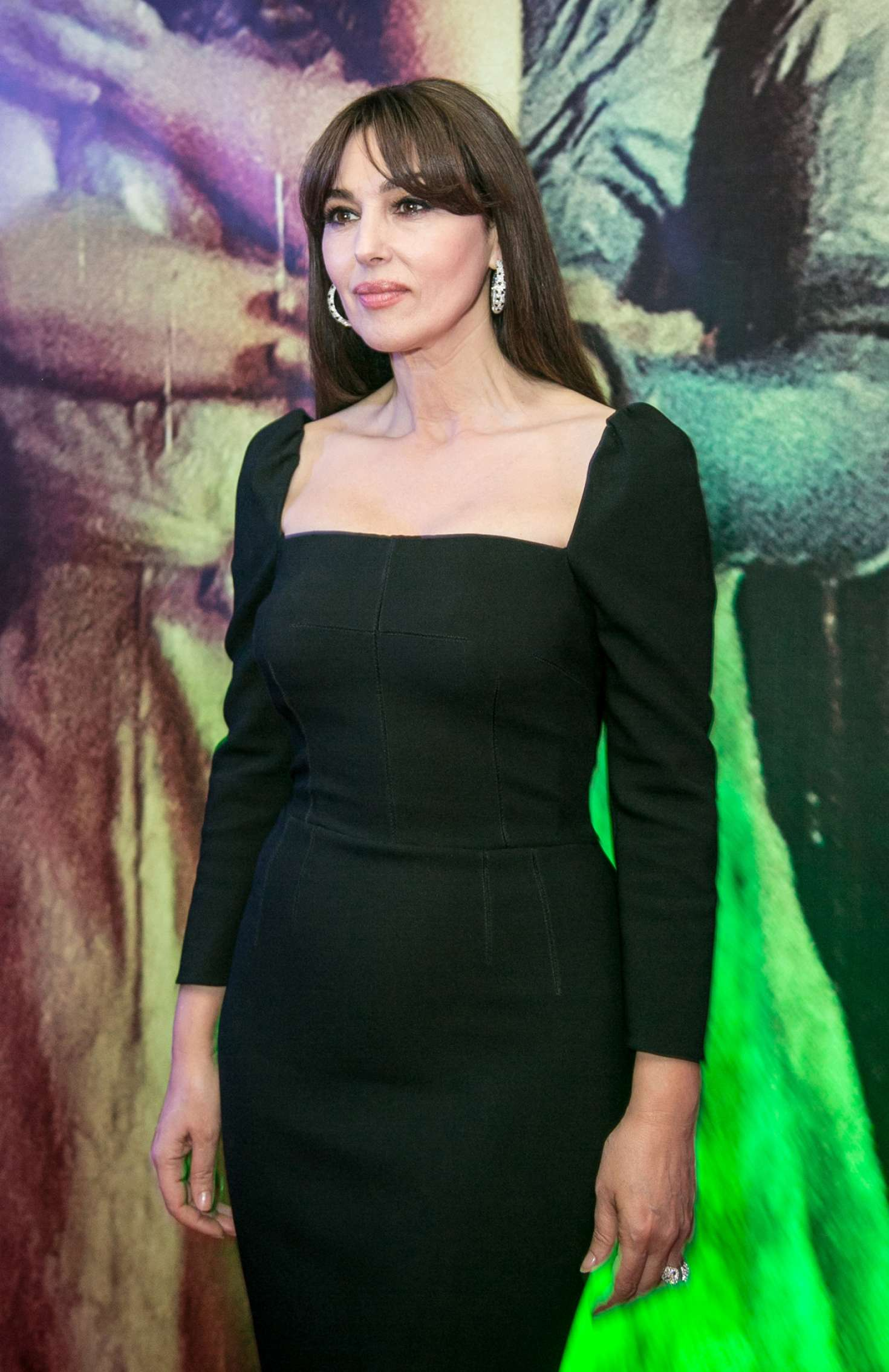 Monica Bellucci - 'On the Milky Road' Premiere in Moscow