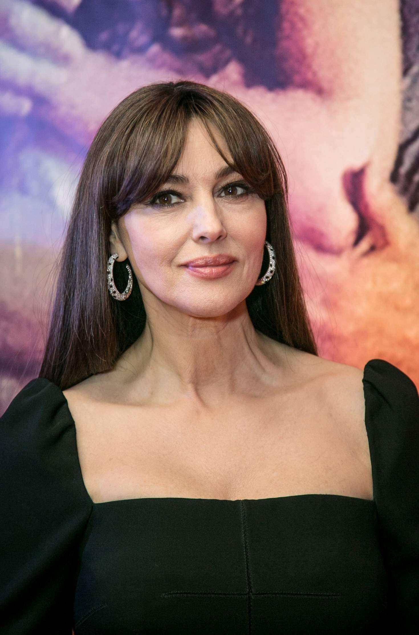 Monica Bellucci 2016 : Monica Bellucci: On the Milky Road Premiere in Moscow -07
