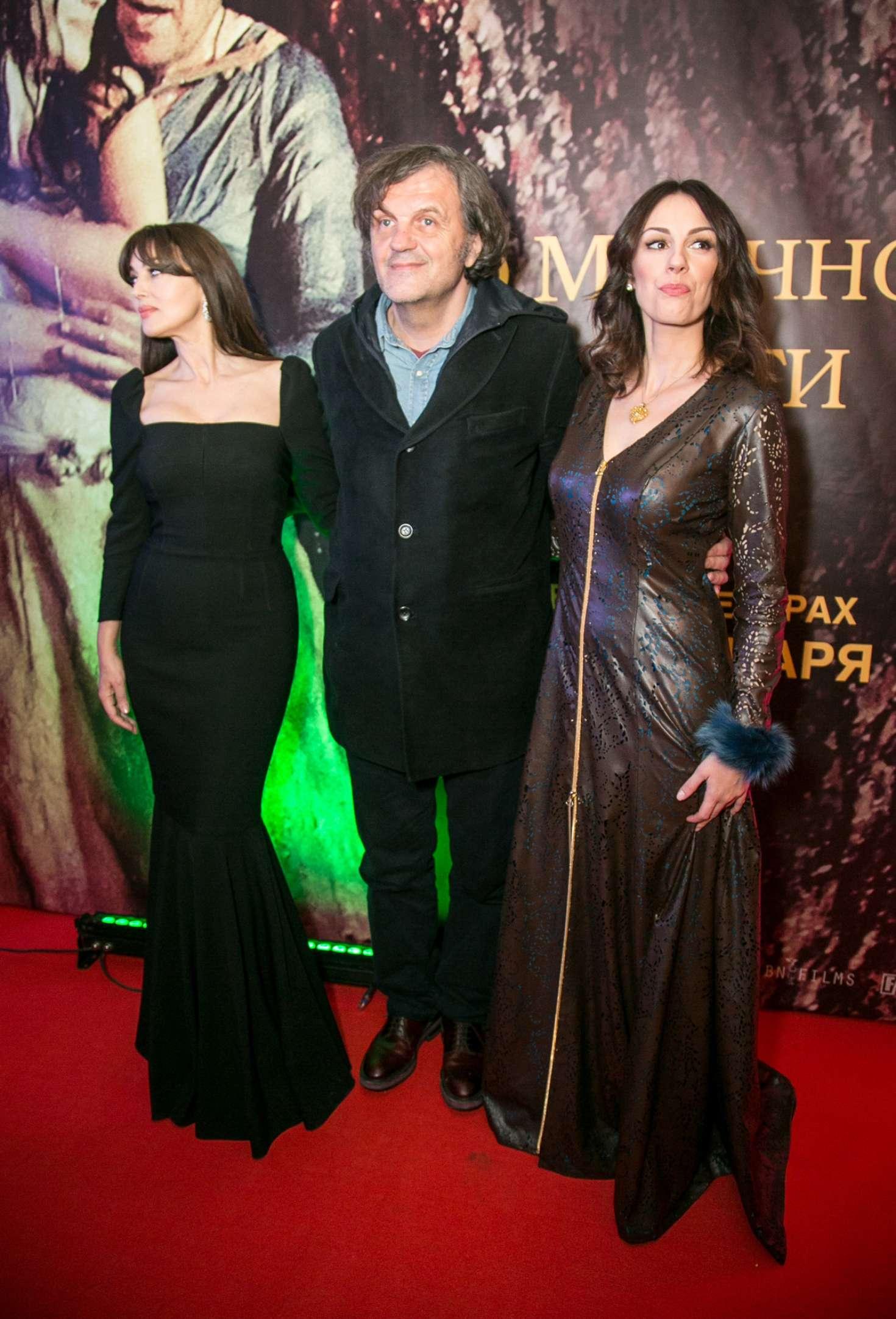 Monica Bellucci 2016 : Monica Bellucci: On the Milky Road Premiere in Moscow -09