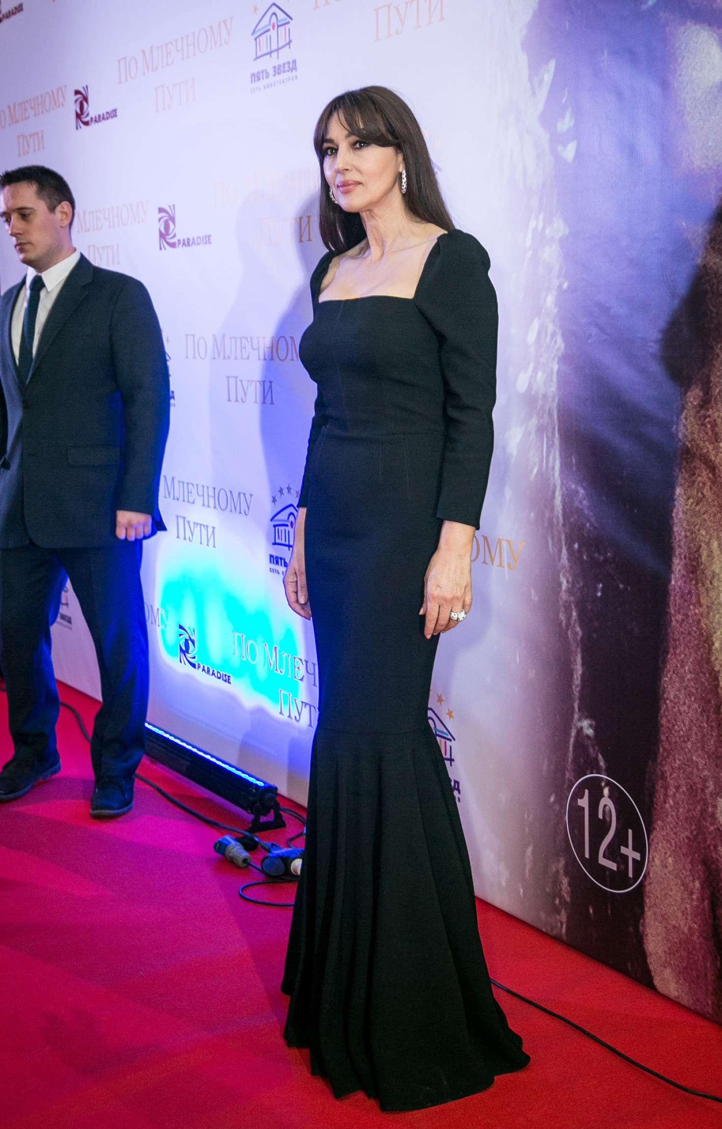 Monica Bellucci 2016 : Monica Bellucci: On the Milky Road Premiere in Moscow -15